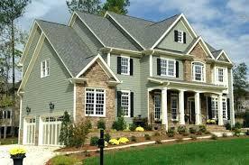 Exterior House Paint Design Impressive Design Ideas