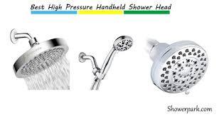 best high pressure handheld shower head