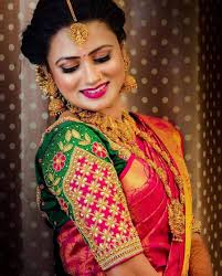 Bridal Blouse Designs Photos 30 South Indian Blouse Designs For A Royal Bridal Look