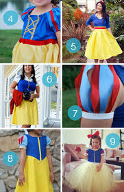 how to make a diy snow white costume all the best tutorials for how to
