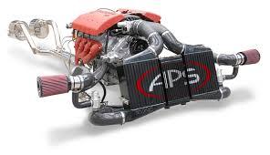 corvette performance north american specification