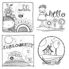 carolee s creations adornit art play paintables x  carolee s creations adornit art play paintables 12 x 12 paper life s journey