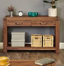 dark wood hall table. Image Is Loading Malvern-solid-dark-wood-walnut-hallway-furniture-console- Dark Wood Hall Table