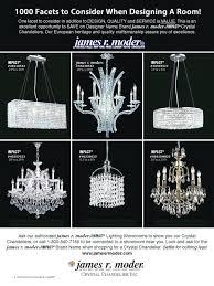 crystal chandelier value