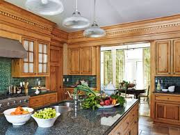 English Country Kitchen Design Delectable Kitchen Cabinets With FurnitureStyle Flair Traditional Home