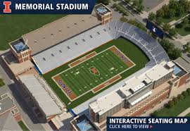 Illinois Seating Chart Football Illinois Ticket Office Fightingillini Com
