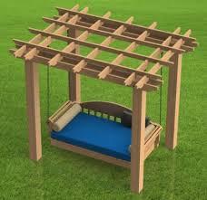 pergola woodworking diy building plans