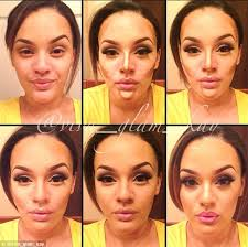 the thing about contouring professional wedding makeup artist in brighton sus