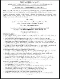 Early Childhood Education Certification Early Childhood Education ...