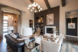 Learning From A Model Home Designer NewHomeSource New Model Home Interior Design