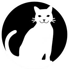 Cat Jack O Lantern Pattern Simple Decoration