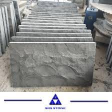 china black basalt natural paver paving stone wallstone wall cladding for exterior decoration