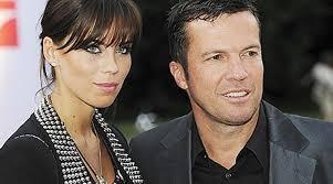 Nun ist es endgültig aus und vorbei: Nach zwei Jahren Ehe liessen sich Lothar Matthäus (49) und Liliana (23) am Mittwoch in Österreich scheiden. - 247505-lotti