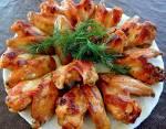 Рецепты приготовления индюшиных крылышек