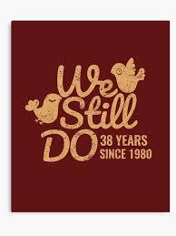 38th wedding anniversary tee thirty eight years of marriage matching t shirt phone