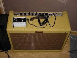 Fender 4x10 Guitar Cabinet Fender Blues Deluxe