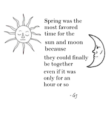 Sun And Moon Quotes Simple Sun And Moon Quotes