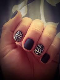 nail polish : Awesome Black Matte Nail Polish Matte Black Nails ...