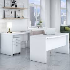 kathy ireland file cabinet. Echo Piece Bow Front Desk Office Suite With Credenza And Mobile File Cabinet By Kathy Ireland Throughout