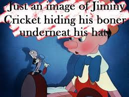 Small Picture Jiminy Cricket