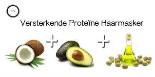 proteine haarmasker