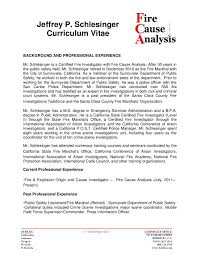 Lovely Criminal Investigator Curriculum Vitae Contemporary