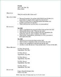 Objective Job Application 68 New Collection Of Resume Headline Examples For Teacher