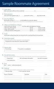 House Rules For Roommates Template House Rules For Roommates Template Large Size Of Roommate