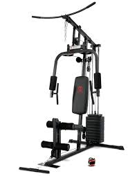 single stack home gym marcy 150 assembly