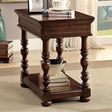 coffee tables on free darla traditional side table 6 s
