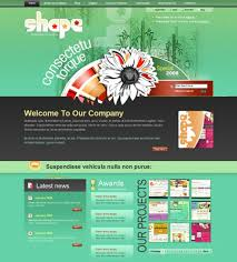 Free Website Templates Html Gorgeous 48 High Quality Free Website Templates Web Graphic Design Bashooka