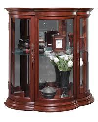 Jasper Curio Cabinet Crescent Curio Console Jasper Cabinet Home Gallery Stores