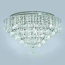 flush mount crystal chandelier light fixture lighting s ottawa canada