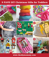 A Handmade Christmas DIY Toddler Gifts  The DIY MommyChristmas Diy Gifts For Kids