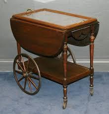 wooden tea cart best wine tea carts images on tea cart serving cart tea carts with