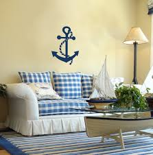 Nautical Living Room Design Key Elements Of Nautical Style