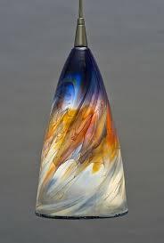 glass pendants lighting. Blown Glass Lighting Pendants Globo Handblown For Elegant