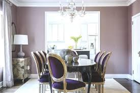 bright and modern purple dining room chairs 17