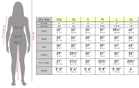 Fox Gear Sizing Chart Sizing Guide