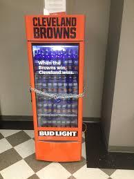 Bud Light Orange Cooler