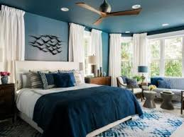 Plain Master Bedroom Blue Color Ideas Hgtvcom Inside Perfect
