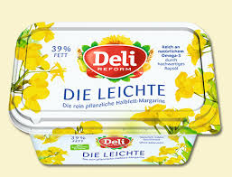Margarine ohne gehärtetes fett