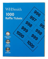 images of raffle tickets whsmith raffle tickets pack of 1000 whsmith