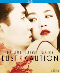 Gig kuan puan za 4. Blu Ray Review Lust Caution 2007 From The Front Row