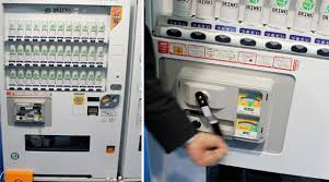 Electricity Vending Machine Stunning Japanese Emergency HandCrank Vending Machine