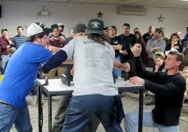 In This State: In the grips of arm wrestling - VTDigger