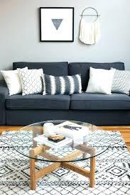 dark grey couch outstanding gray pillows coffee tables living room throw for decorating sofa what color dark grey