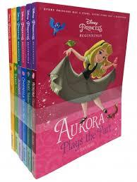 disney princess beginnings 6 books
