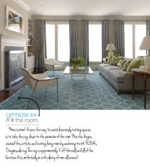 how to position area rug in living room home design unique area rug layout