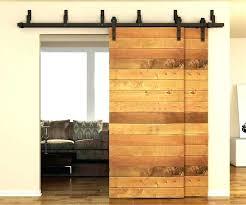 top rustic bypass closet doors mirror framed sliding barn door by of keyword style mirrored d barn doors for closet